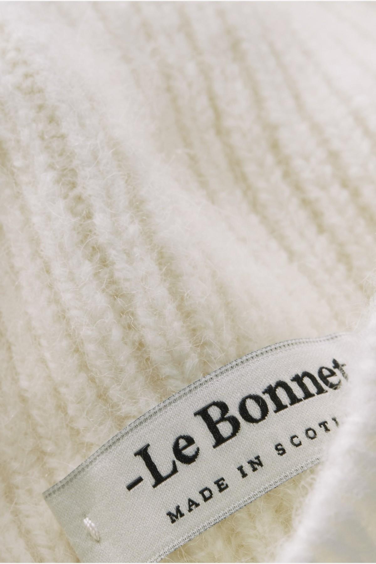 LeBonnet Beanie in Snow