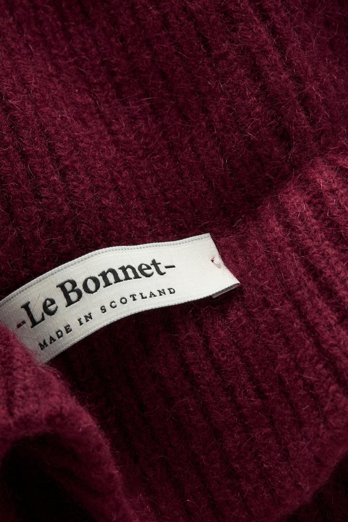 LeBonnet Beanie in Wine