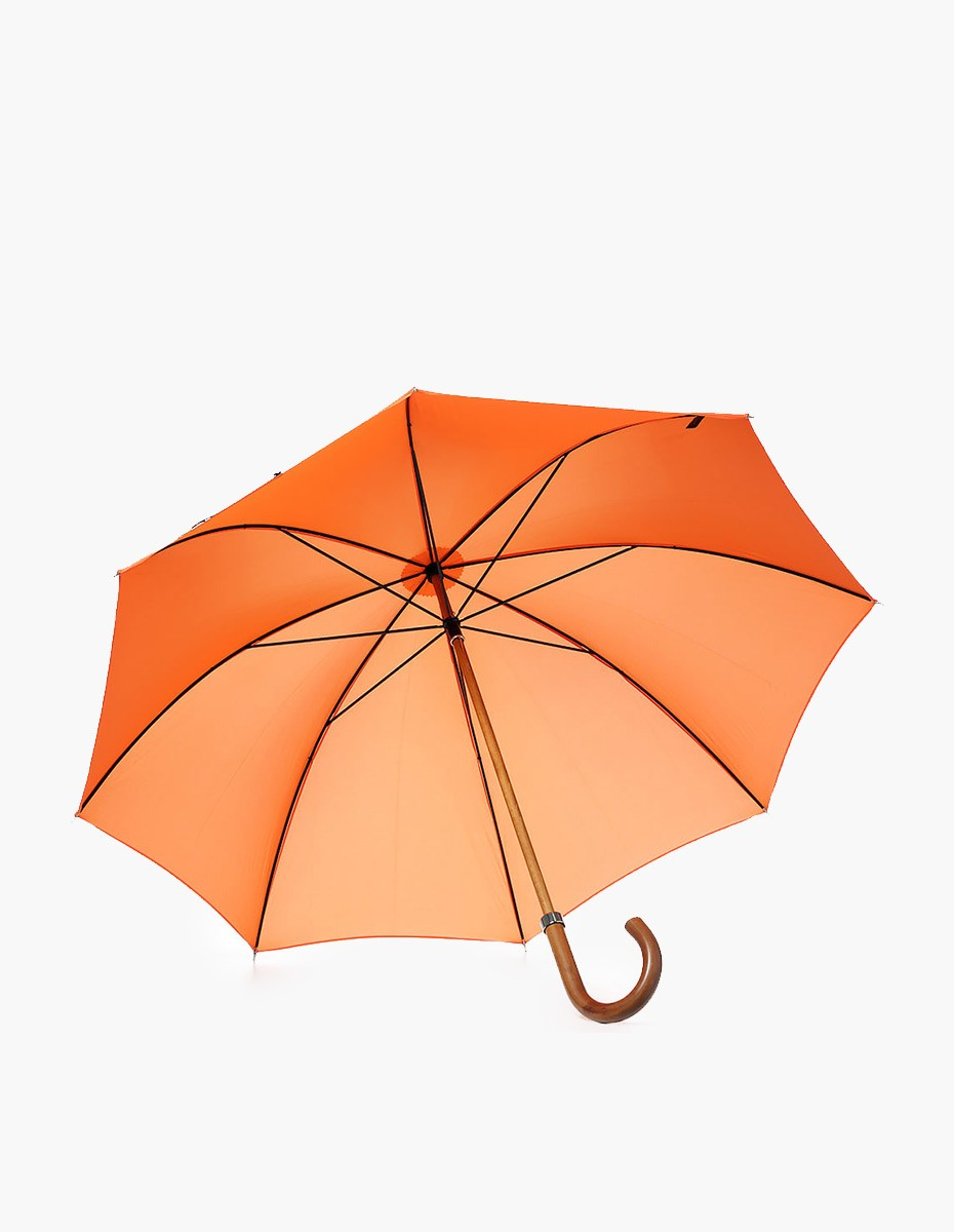 London Undercover City Gent Umbrella in Orange