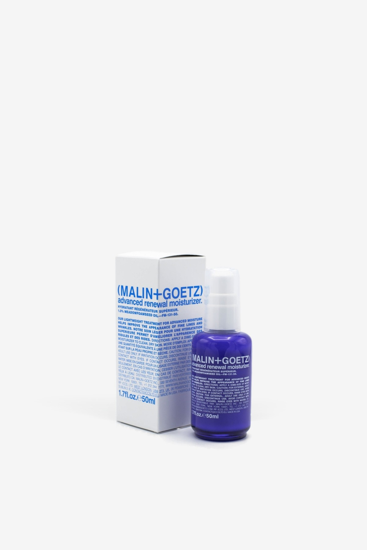 Malin+Goetz Advanced Renewal Moisturizer 50ml in