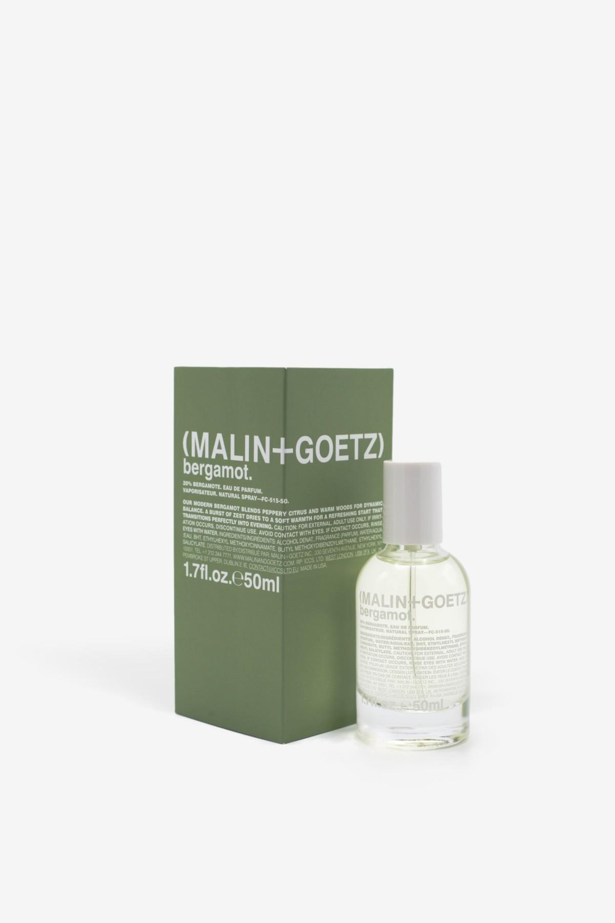 Malin+Goetz Bergamot Eau de Toilette 50ml in