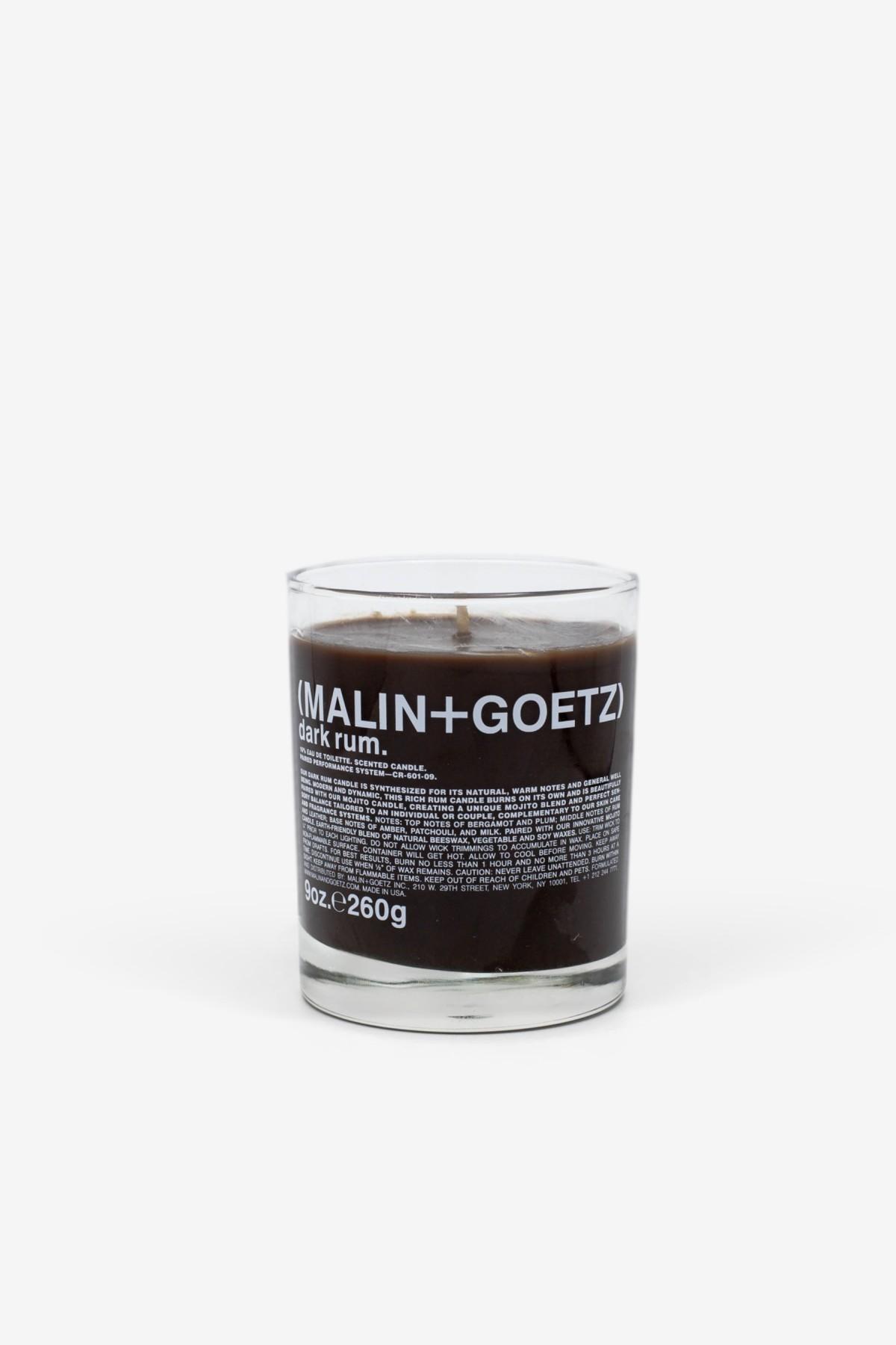 Malin+Goetz Dark Rum Candle 260gr in