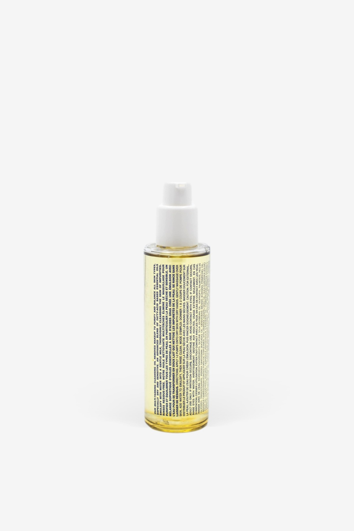 Malin+Goetz Facial Cleansing Oil 120ml in