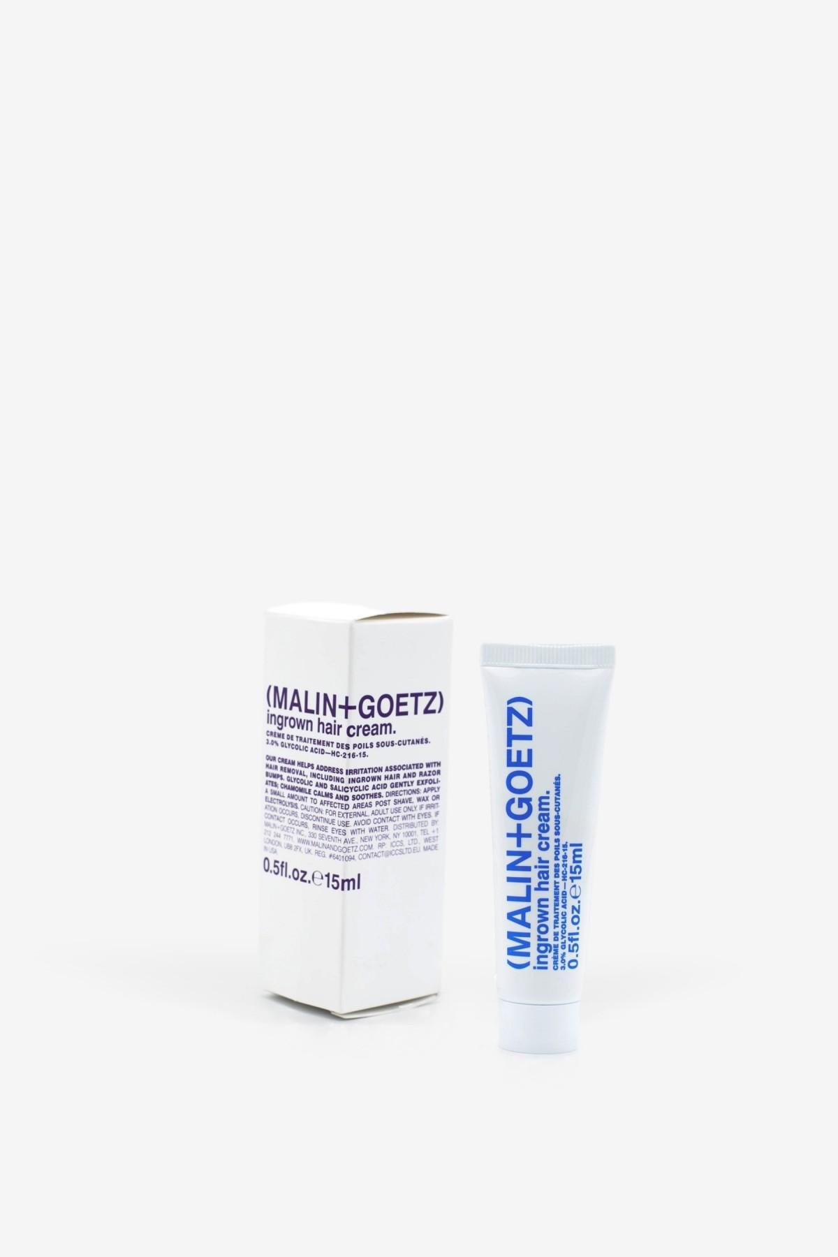 Malin+Goetz Ingrown Hair Cream 15g in