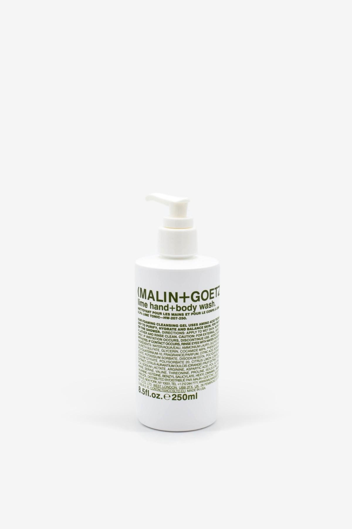 Malin+Goetz Lime Hand + Body Wash 250ml in