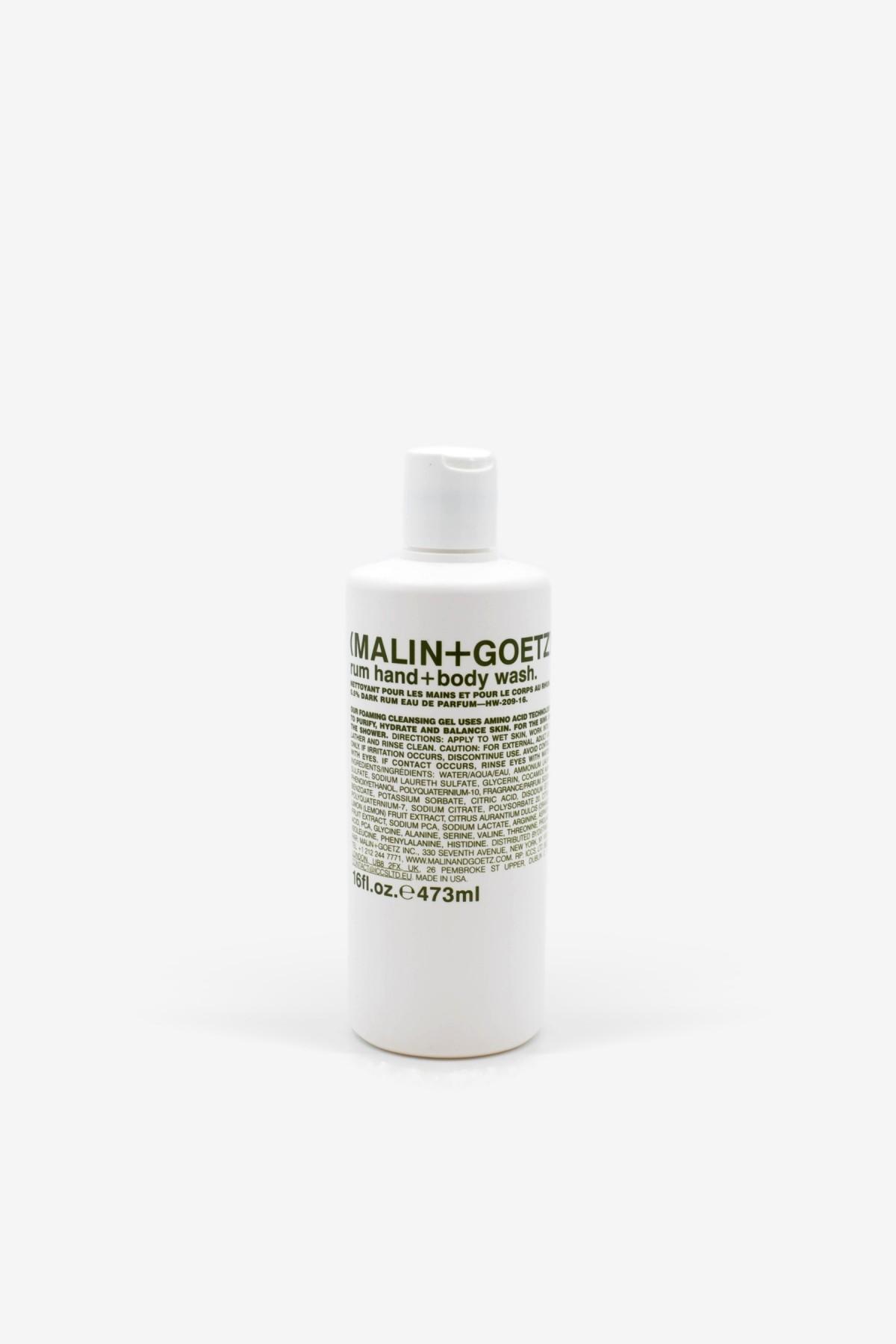 Malin+Goetz Rum Body Wash 473ml in