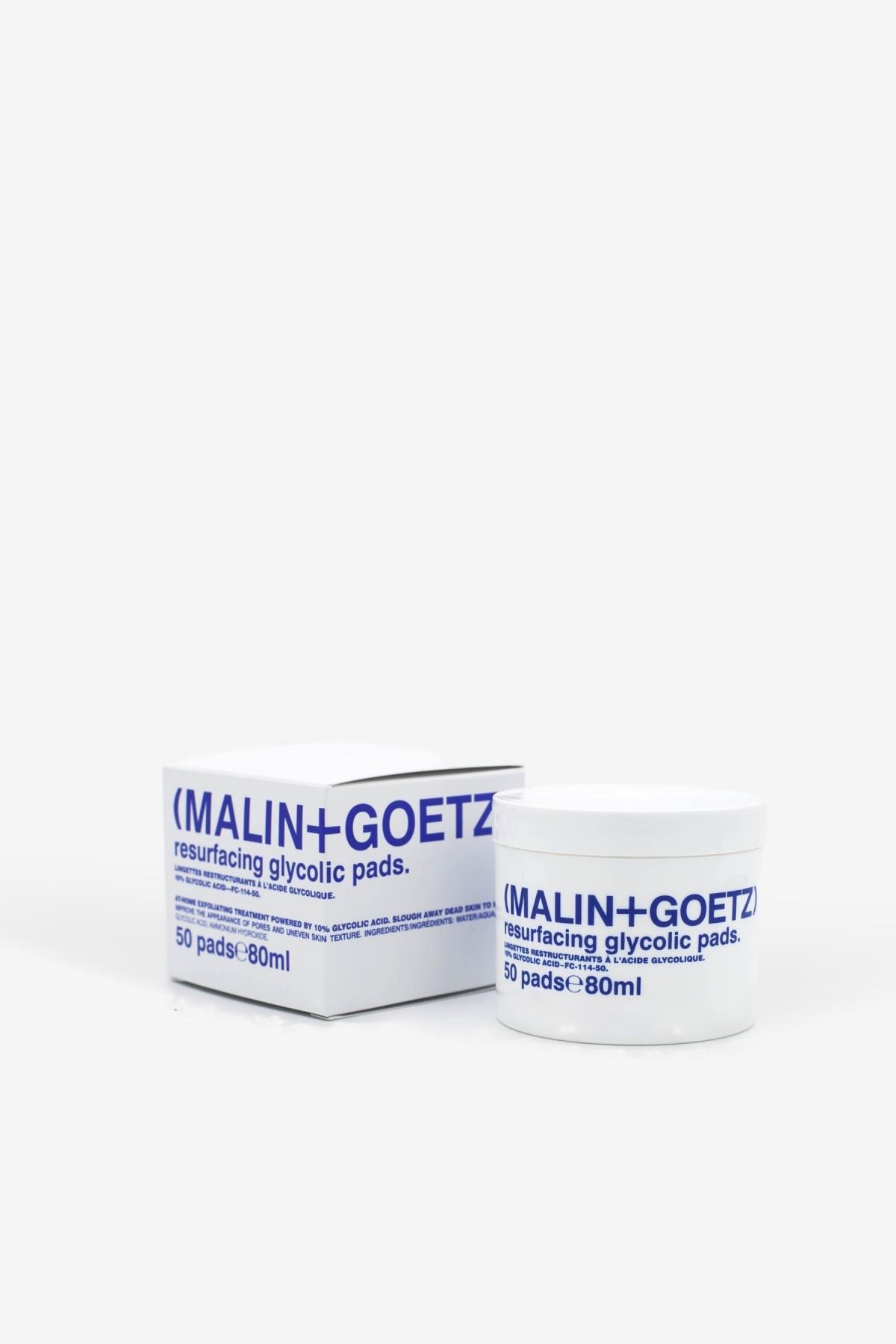 Malin+Goetz Resurfacing Glycolic Acid Pads 80ml in