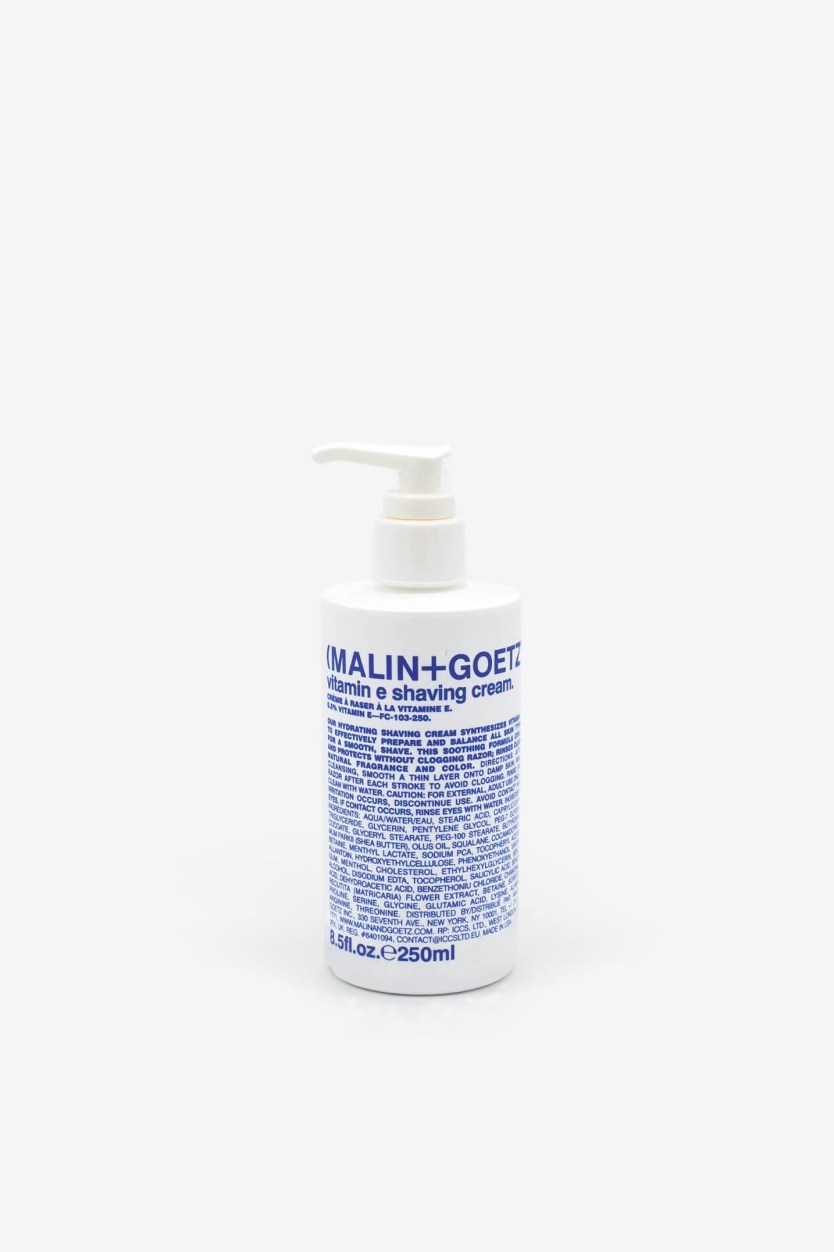 Malin+Goetz Vitamin E Shaving Cream 250ml in