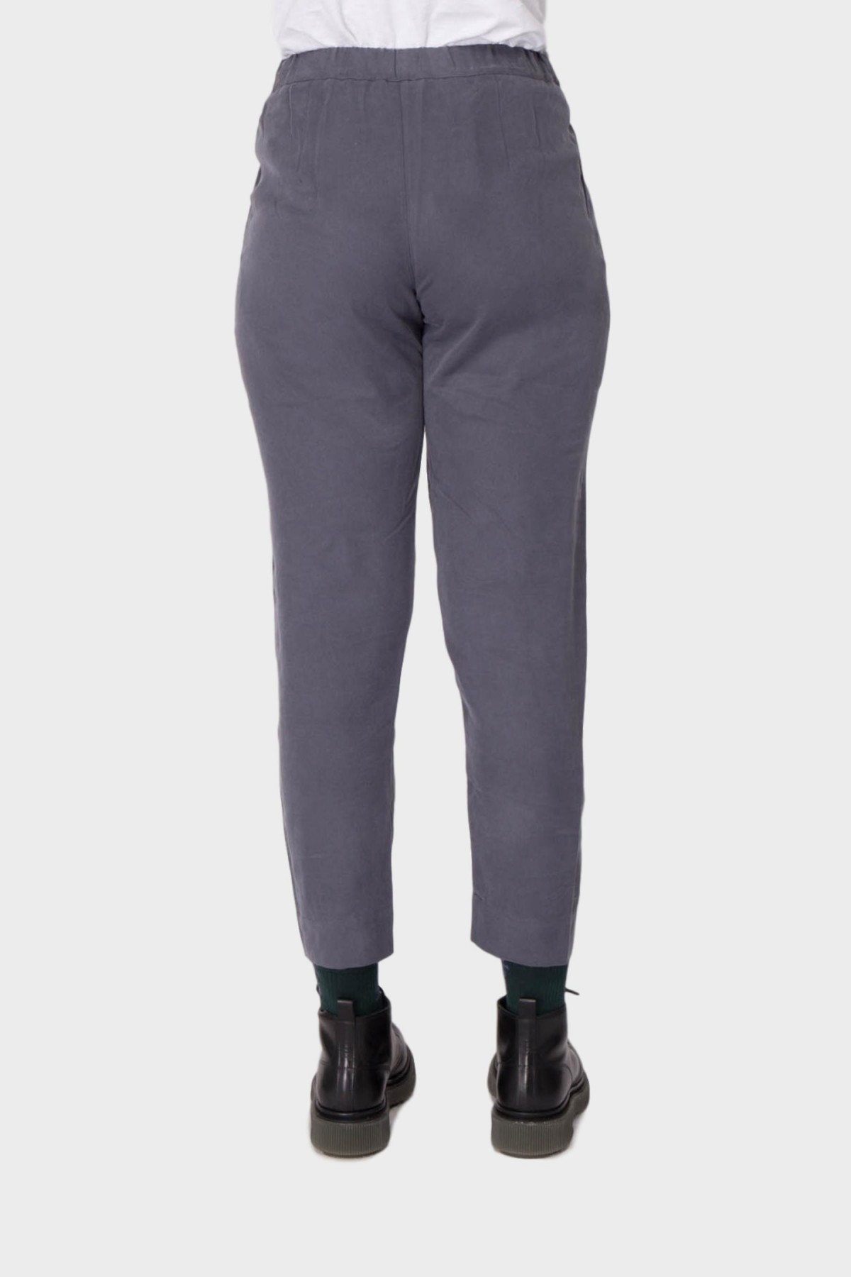 Maska  Jira Tencel Pants  in Blue