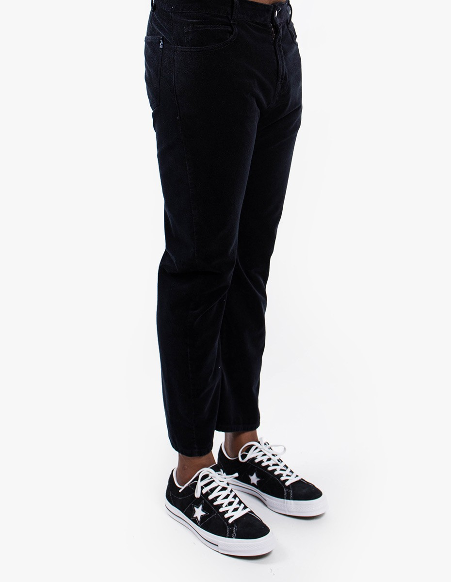 McQ Alexander McQueen Pants in Darkest Black