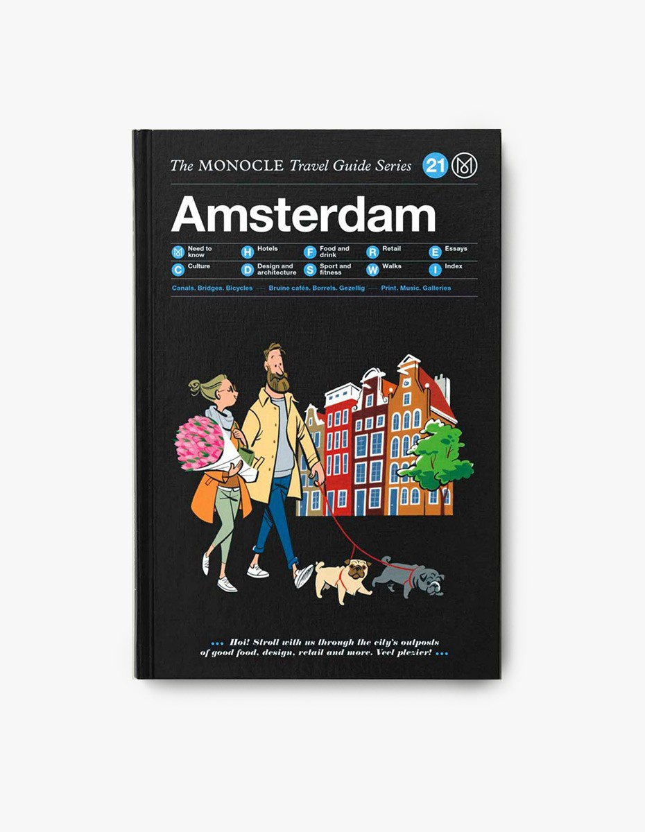Monocle Amsterdam Travel Guide in