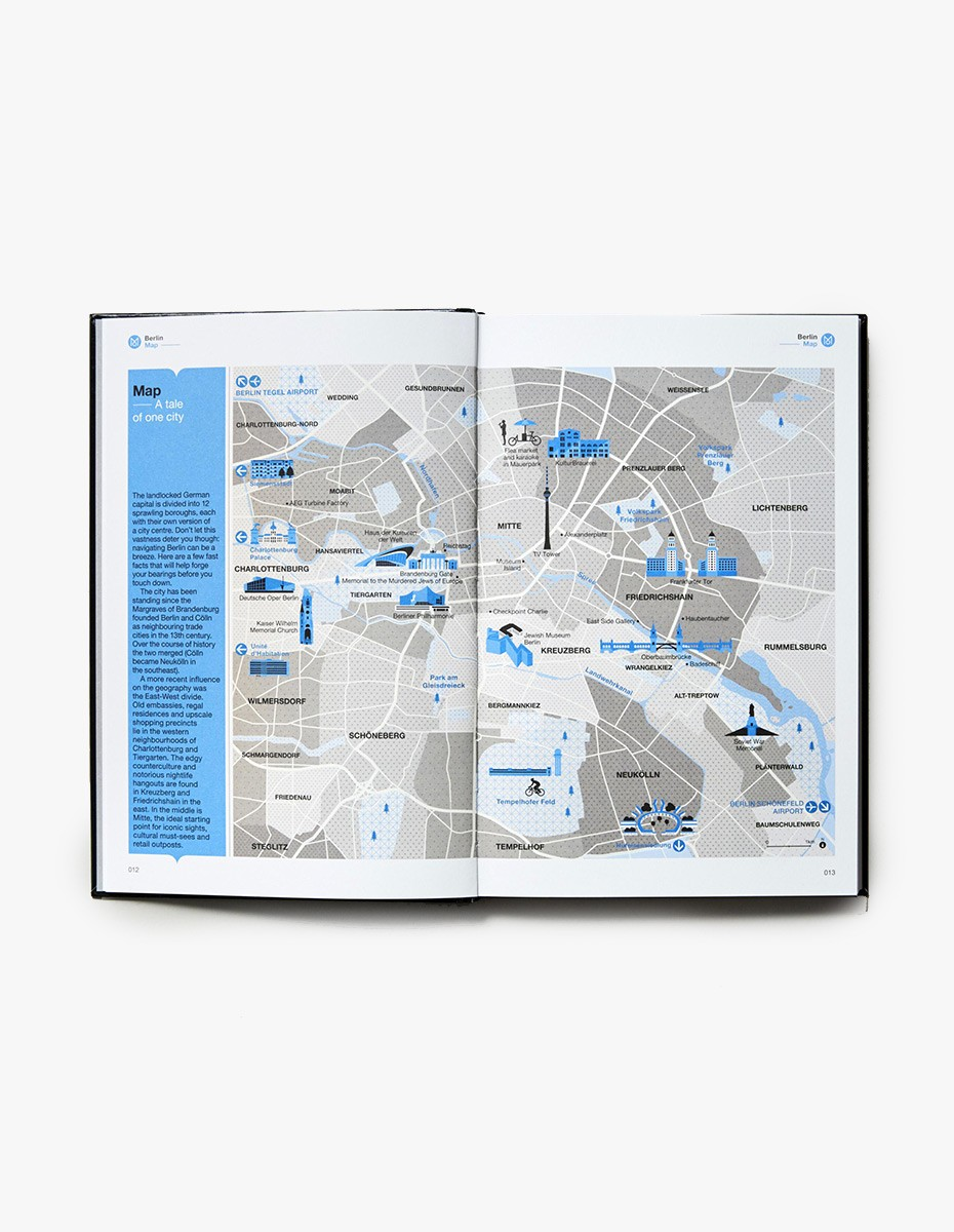 Monocle Berlin Travel Guide in