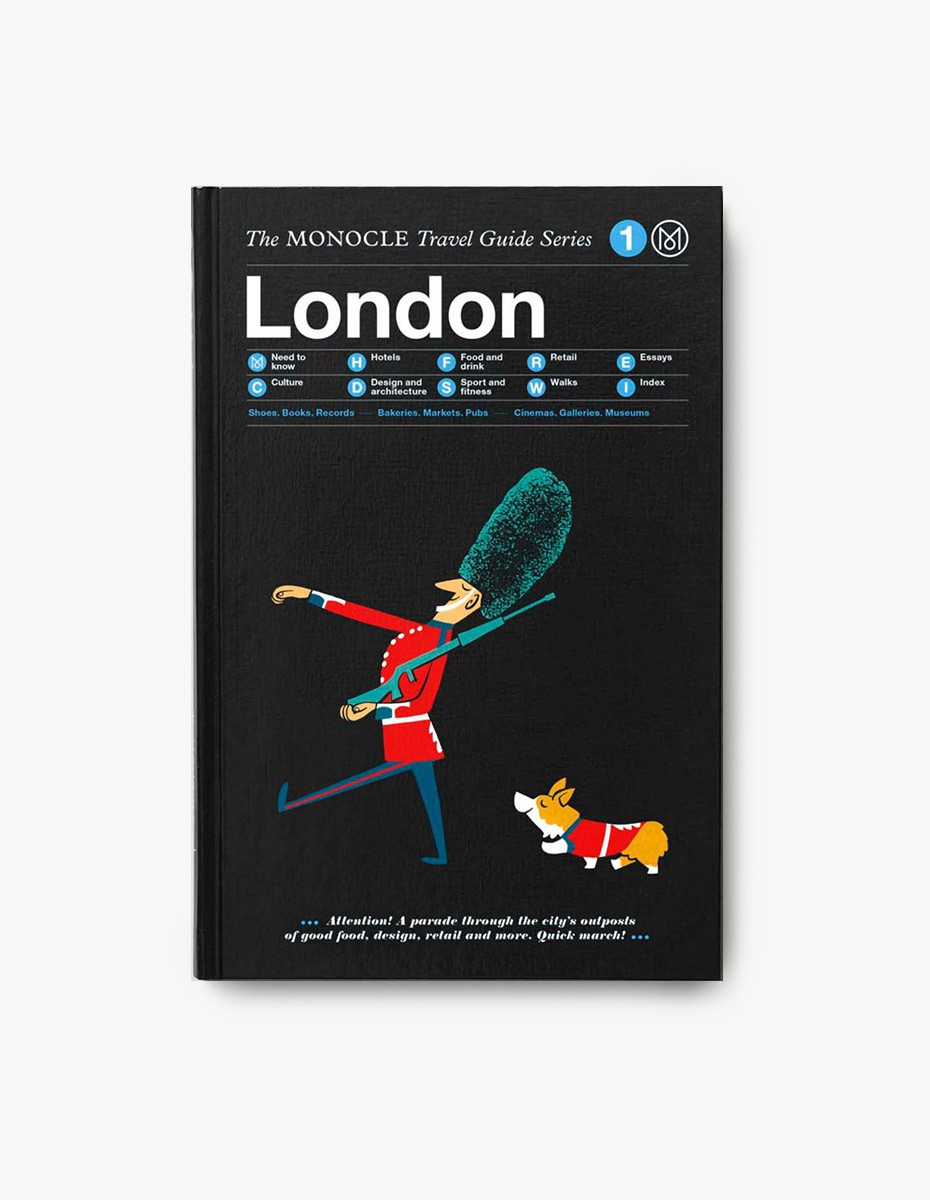 Monocle London Travel Guide in