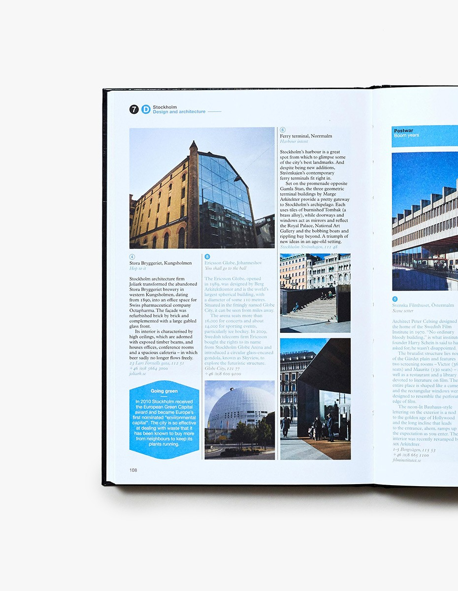 Monocle Stockholm Travel Guide in