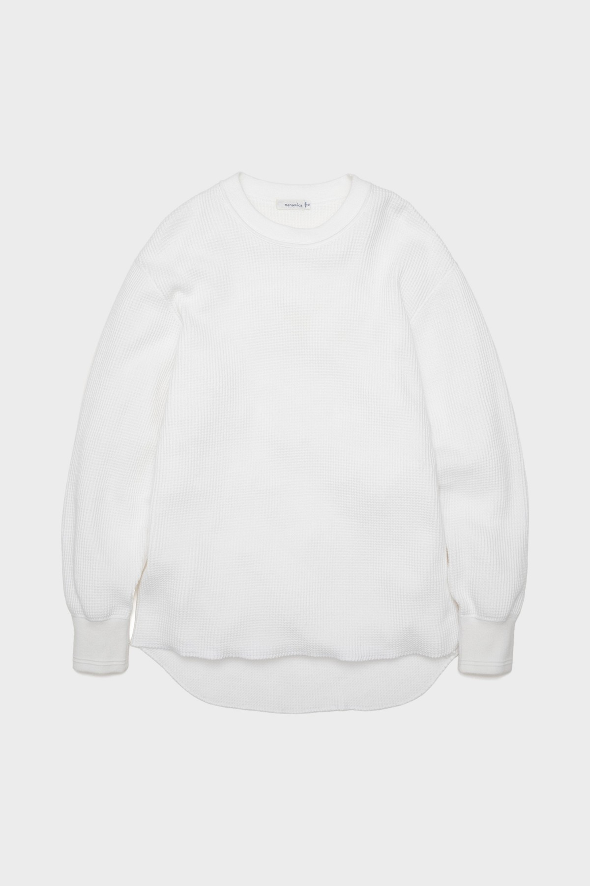 Nanamíca LS Thermal Tee in White