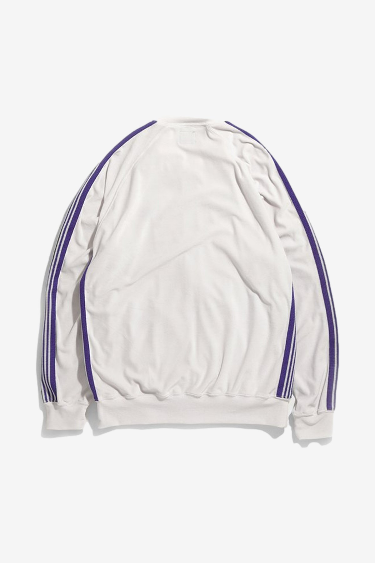Needles R.C. Track Jacket in White
