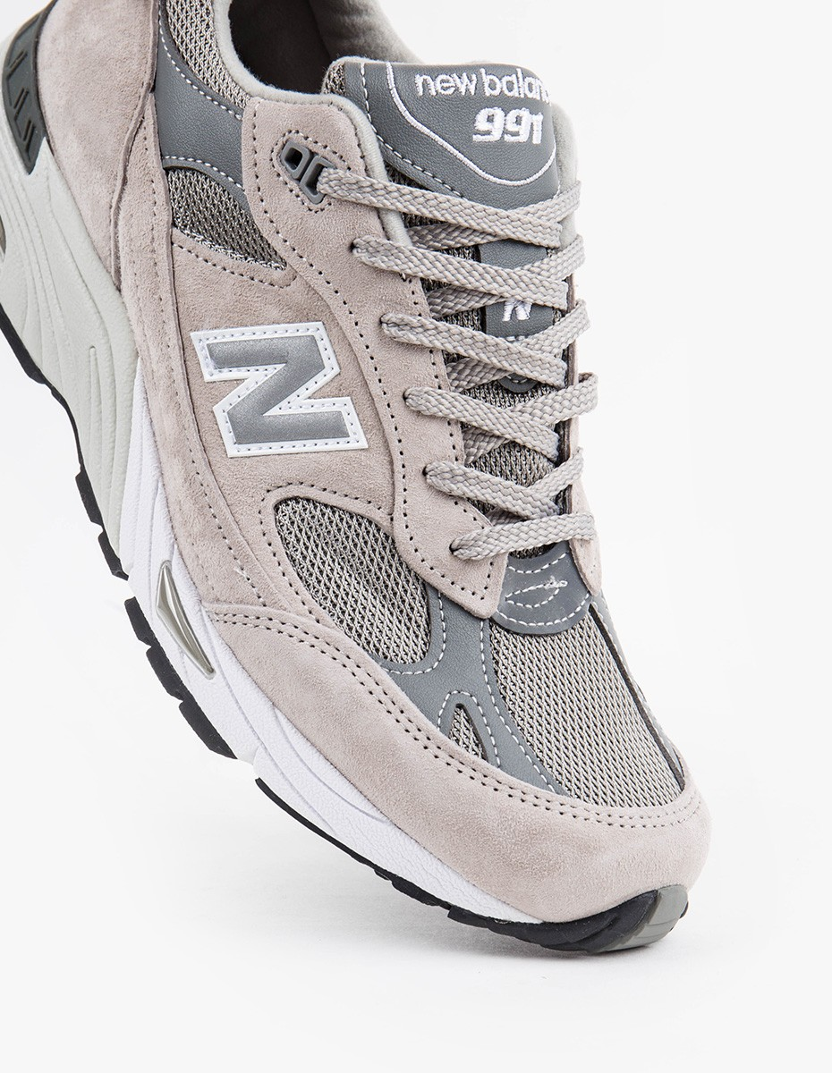 New Balance M991GL in Classic Grey