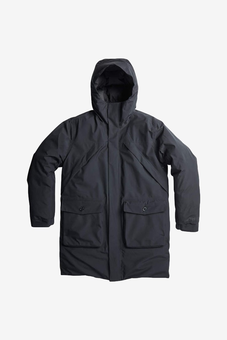 NN07 Erik Goretex 8207 in Black