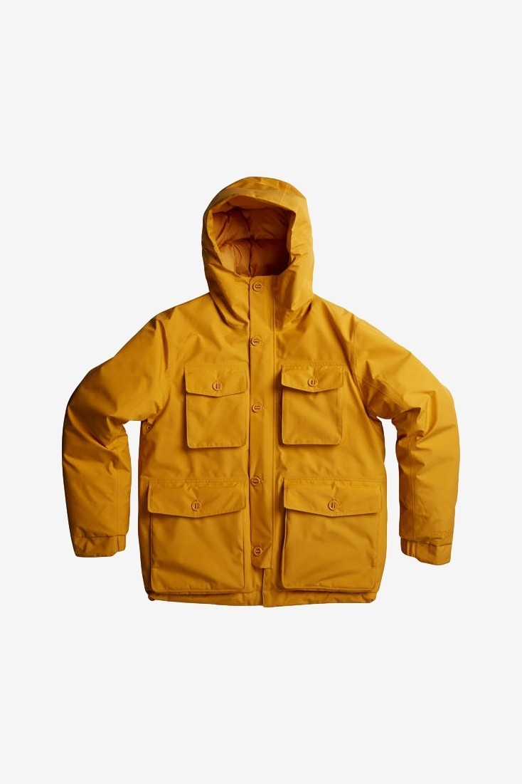 NN07 Goff Goretex 8207 in Mustard Yellow