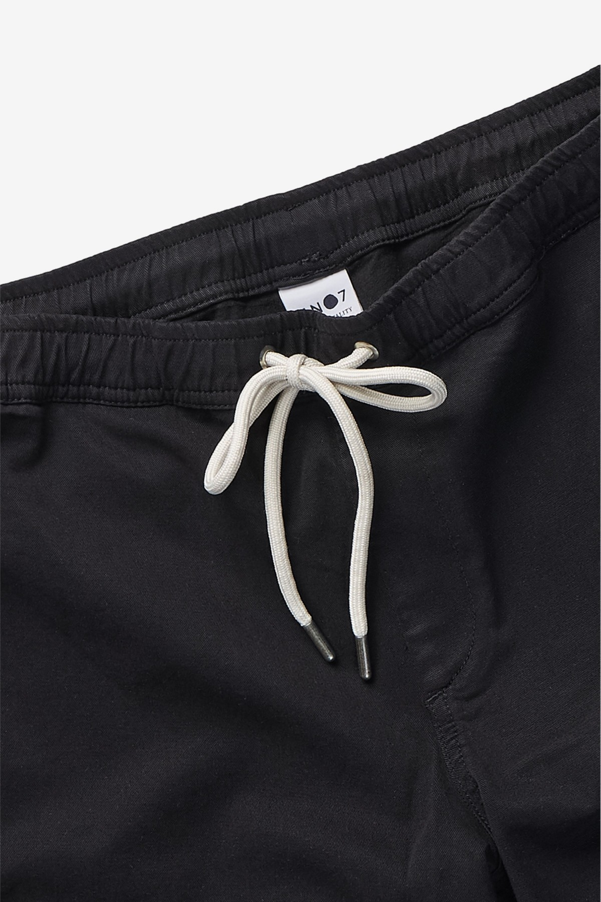 NN07 Gregor Shorts 1154 in Black