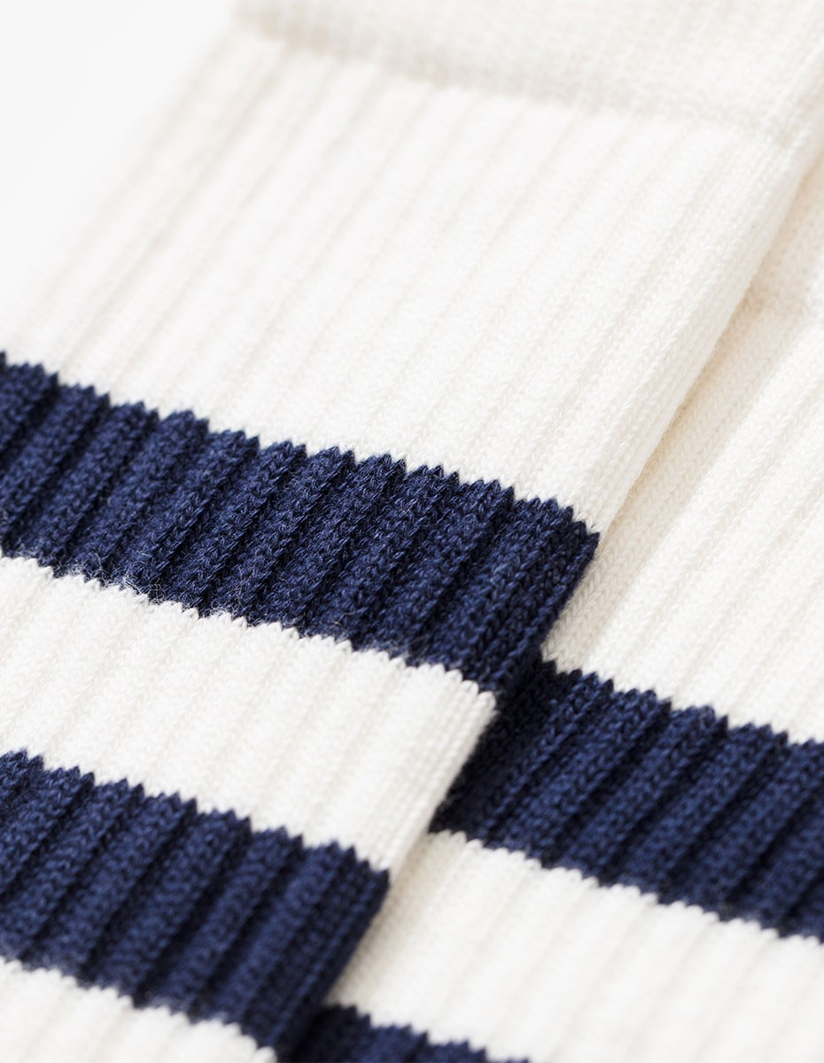 Norse Projects Bjarki Cotton Sport in Ecru