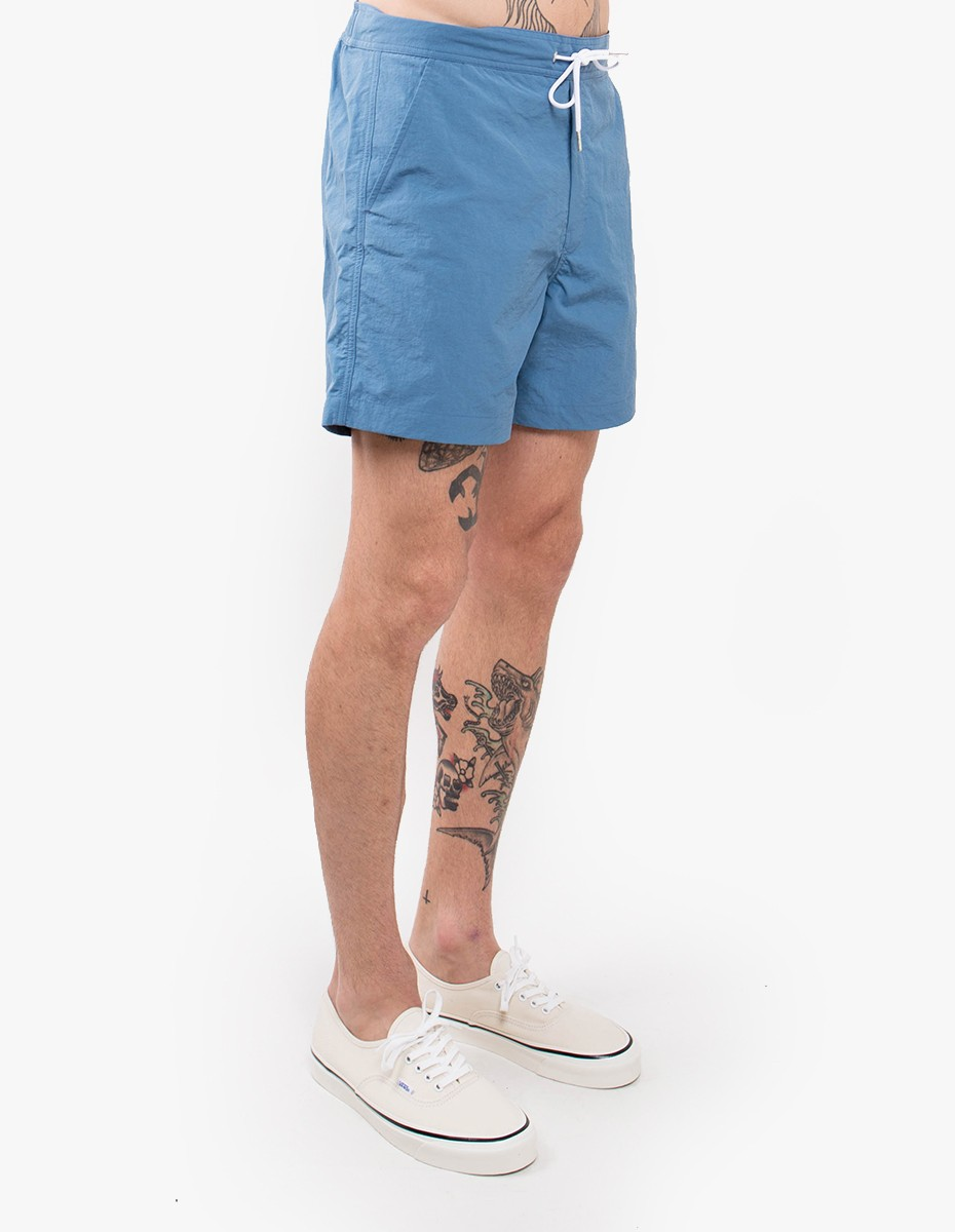 Norse Projects Hauge Swimmers in Marginal Blue