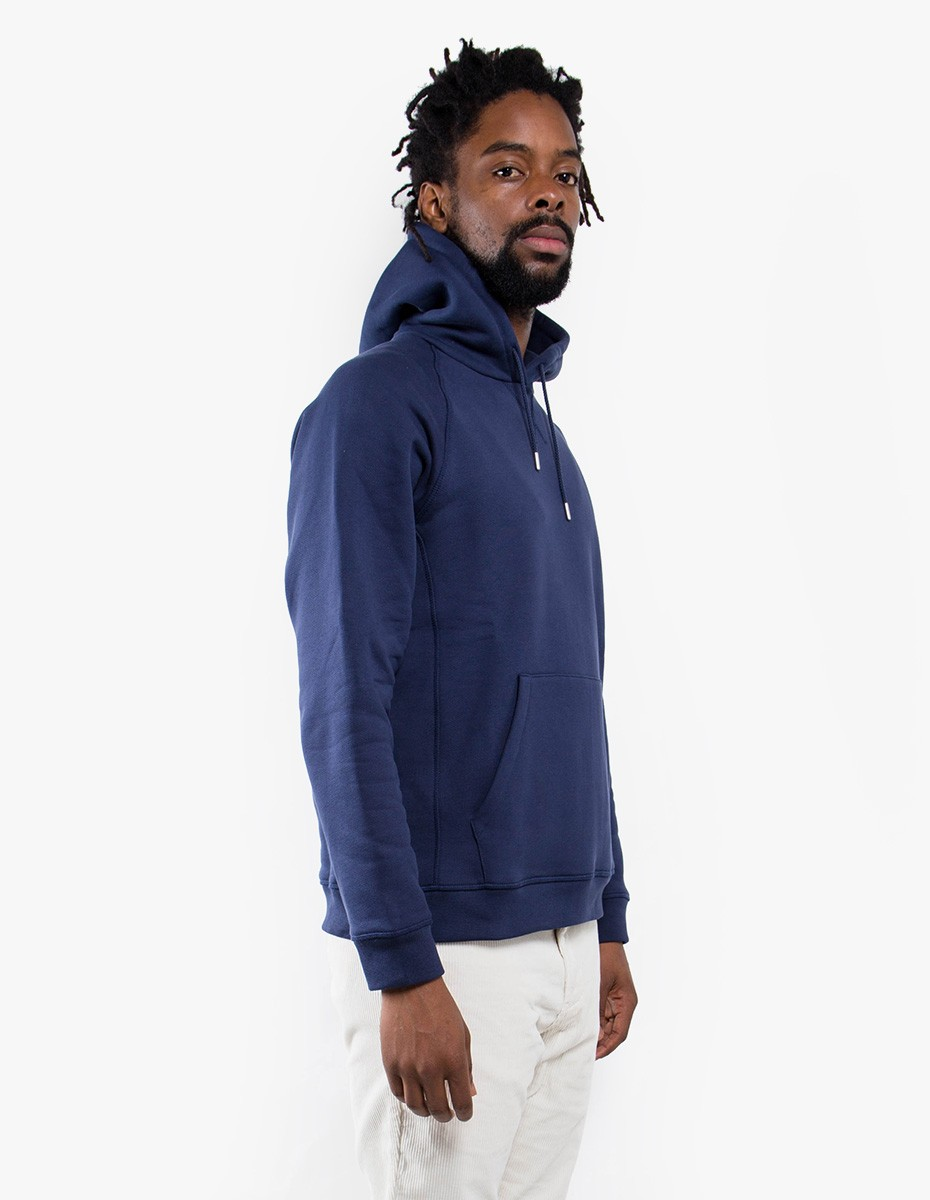 Norse Projects Ketel Classic Hood in Navy