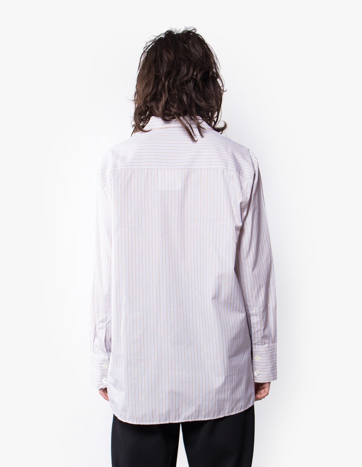 Norse Projects Laijla Summer Poplin  in Corn Yellow