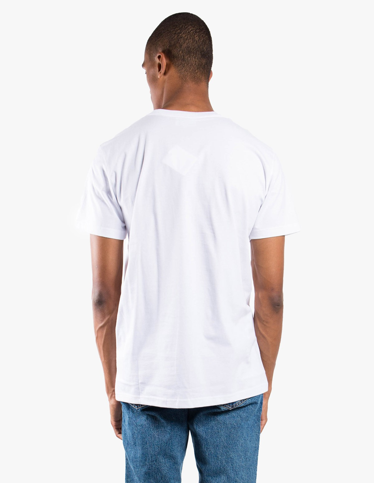 Norse Projects Niels Standard T-Shirt in White