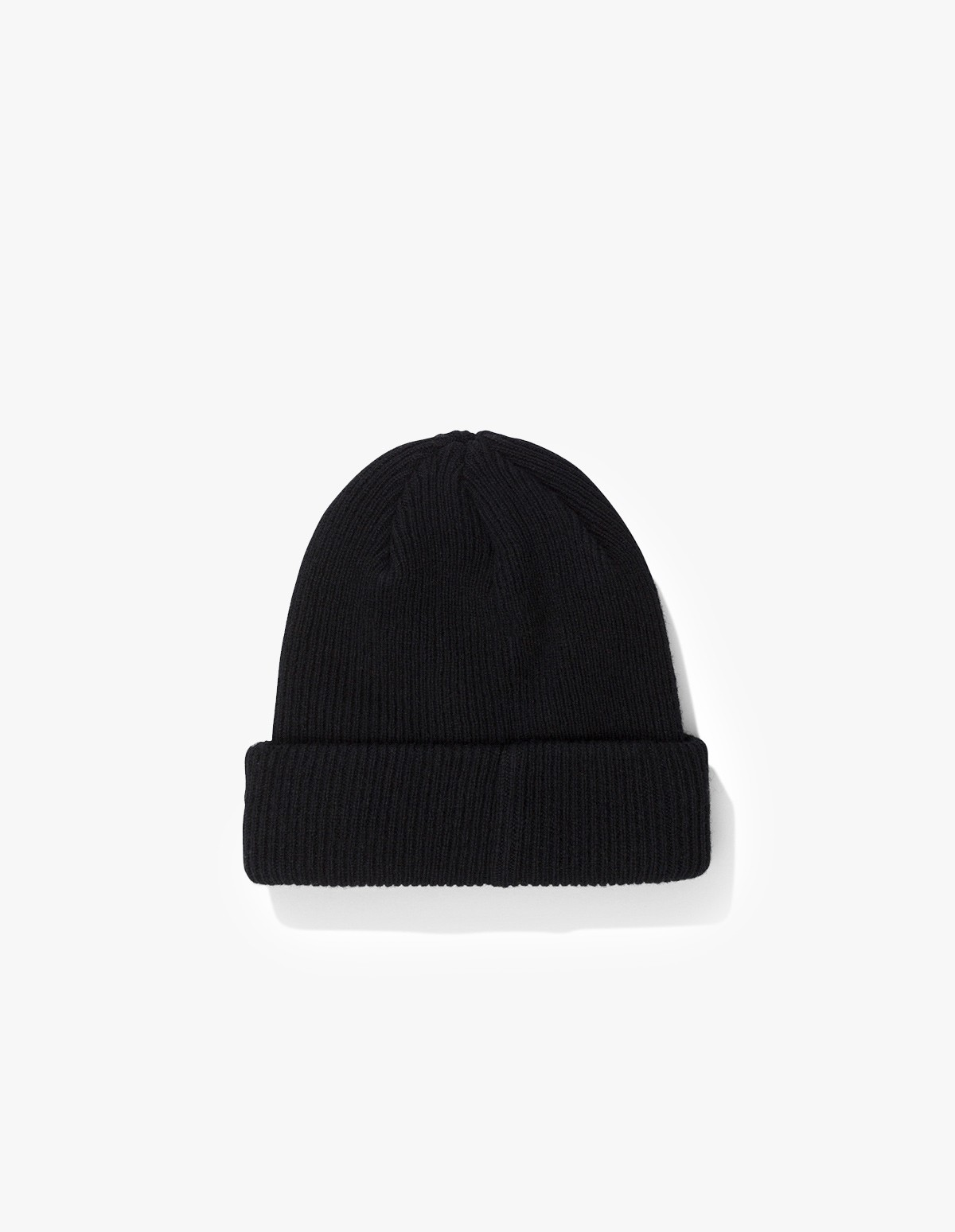Norse Projects Norse Beanie in Black