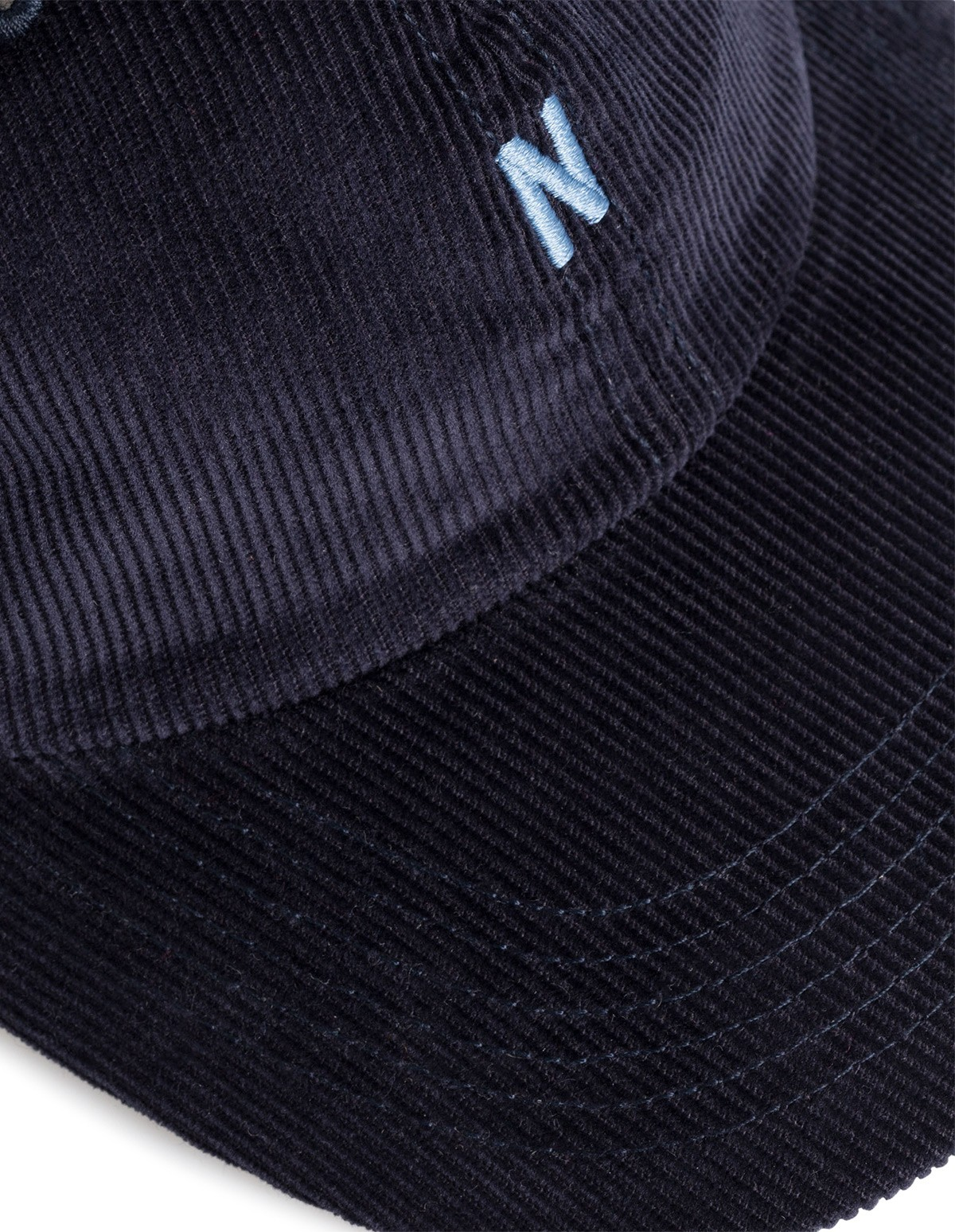 Norse Projects Thin Cord Sports Cap  in Dark Navy