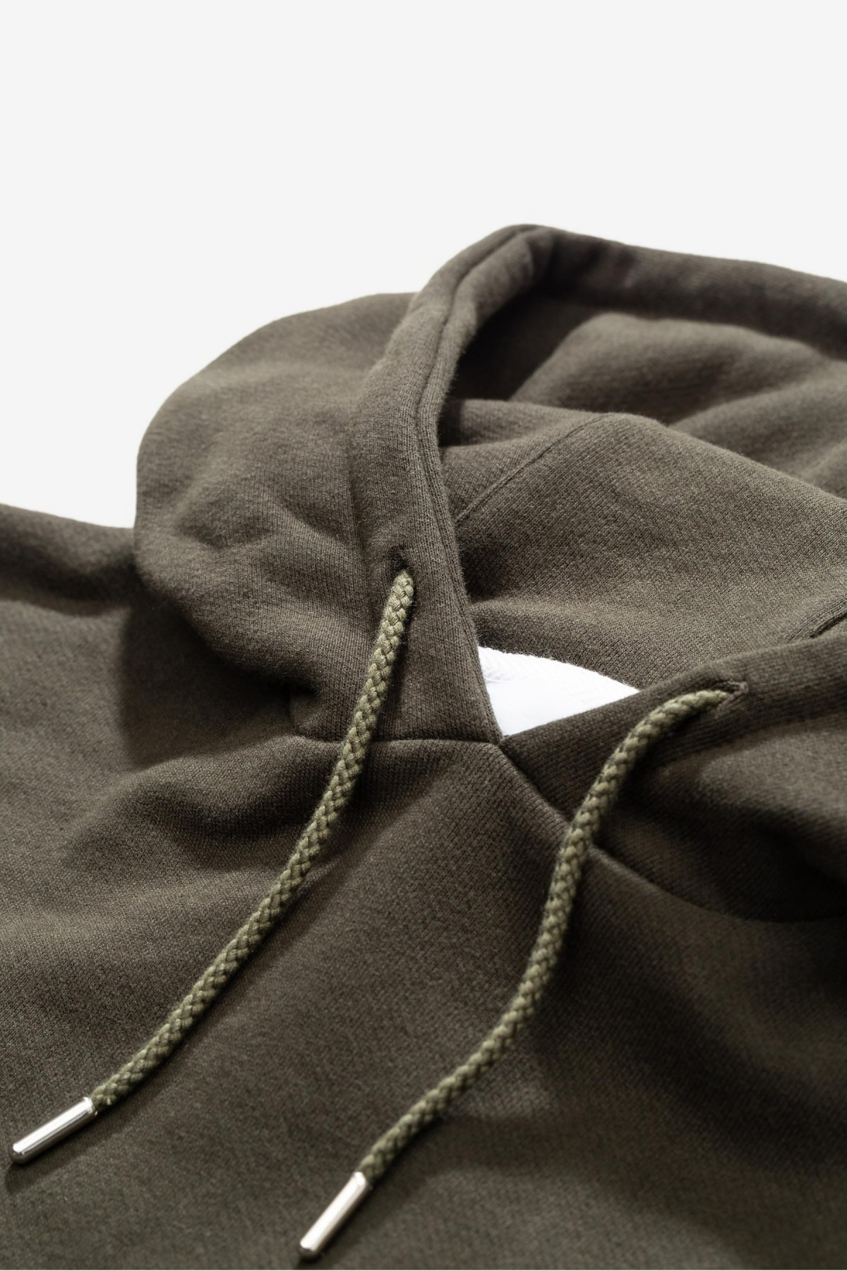 Norse Projects Vagn Classic Hood in Beech Green