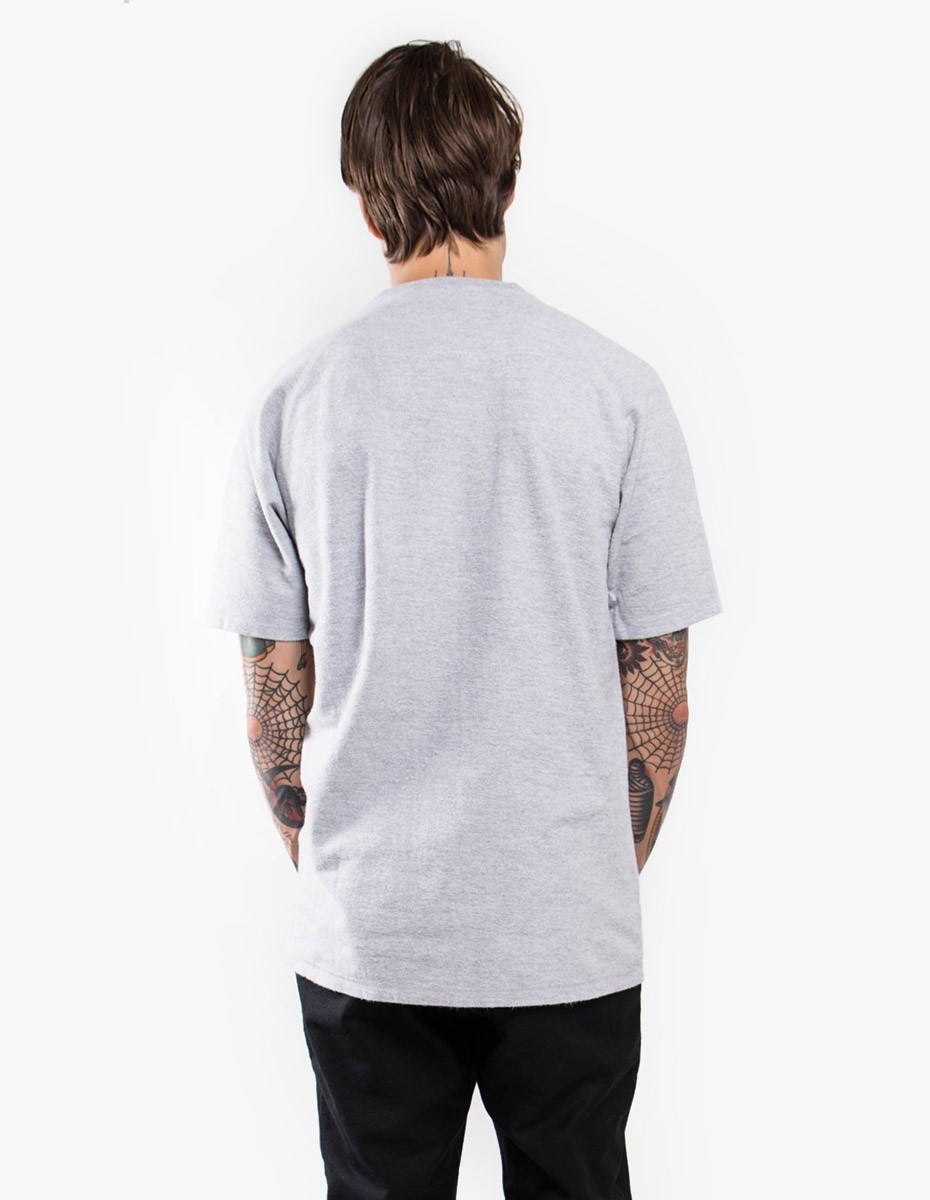 Norse Projects Victor Brushed in Light Grey Melange