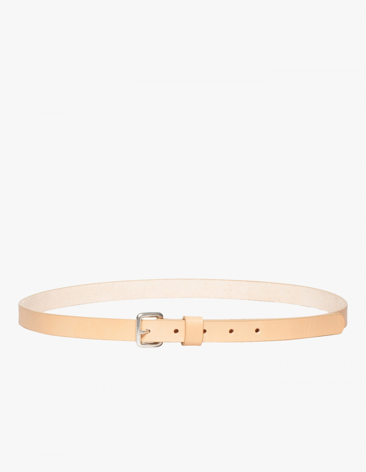 Norse Projects Benjamin 30 Leather in Natural Leather