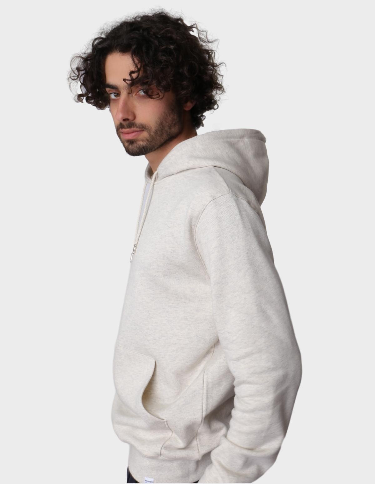 Norse Projects Vagn Classic Hood  in Oatmeal