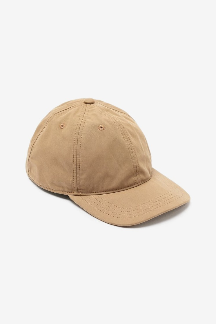 Our Legacy Ball Cap in Olive heavy Poplin