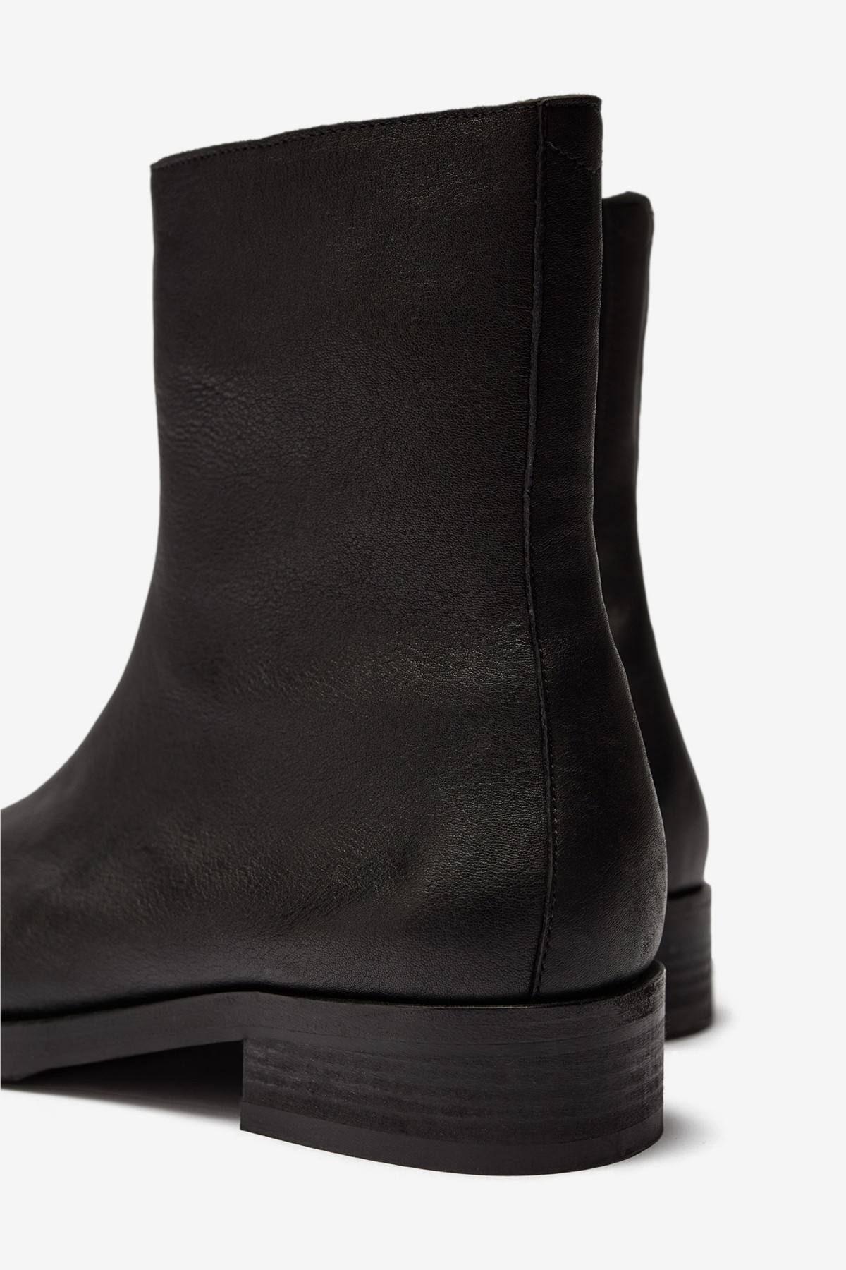 Our Legacy Camion Boot Black in Black
