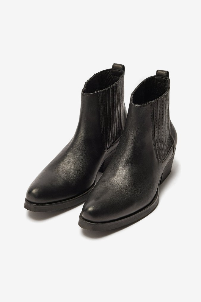 Our Legacy Cuban Boots in Black