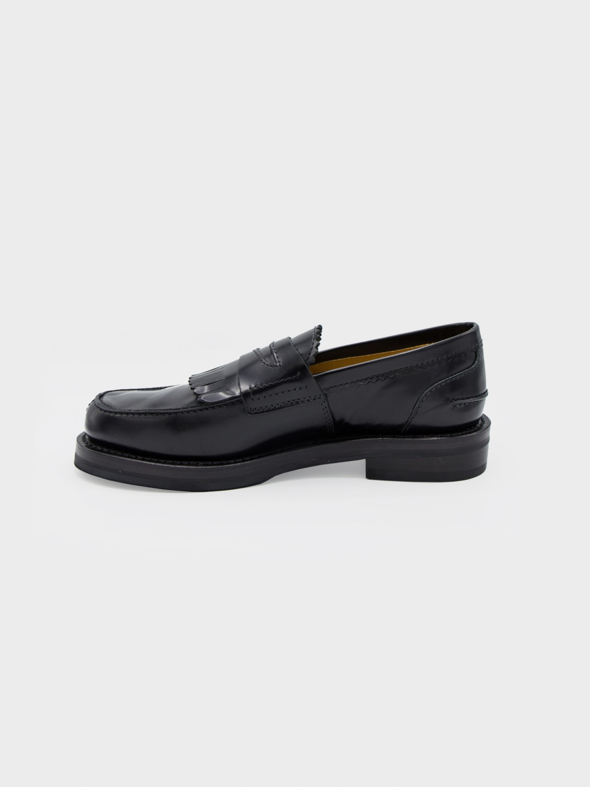 Our Legacy Loafer in Black
