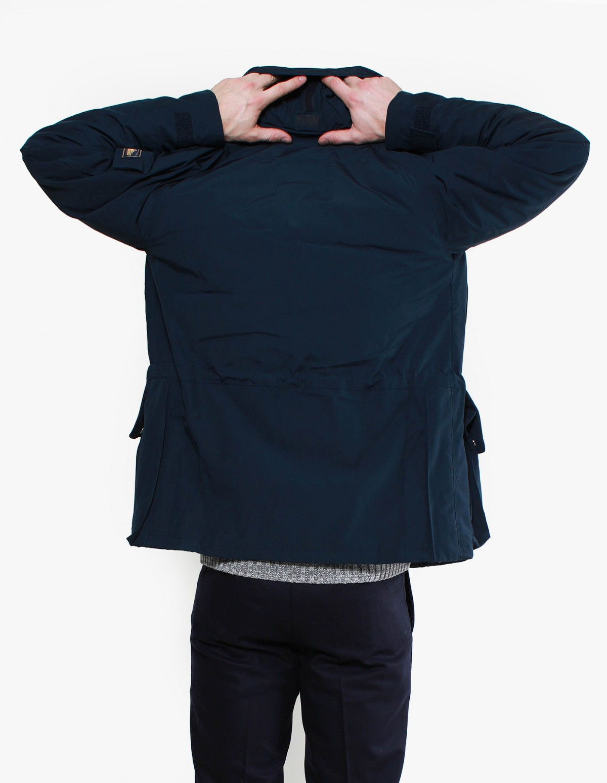 Penfield Holgate Jacket in Navy