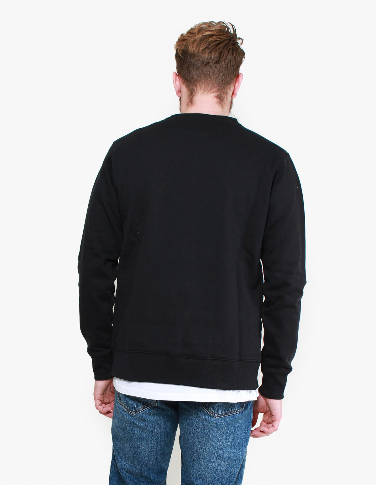 Penfield Kendrick Crew in Black