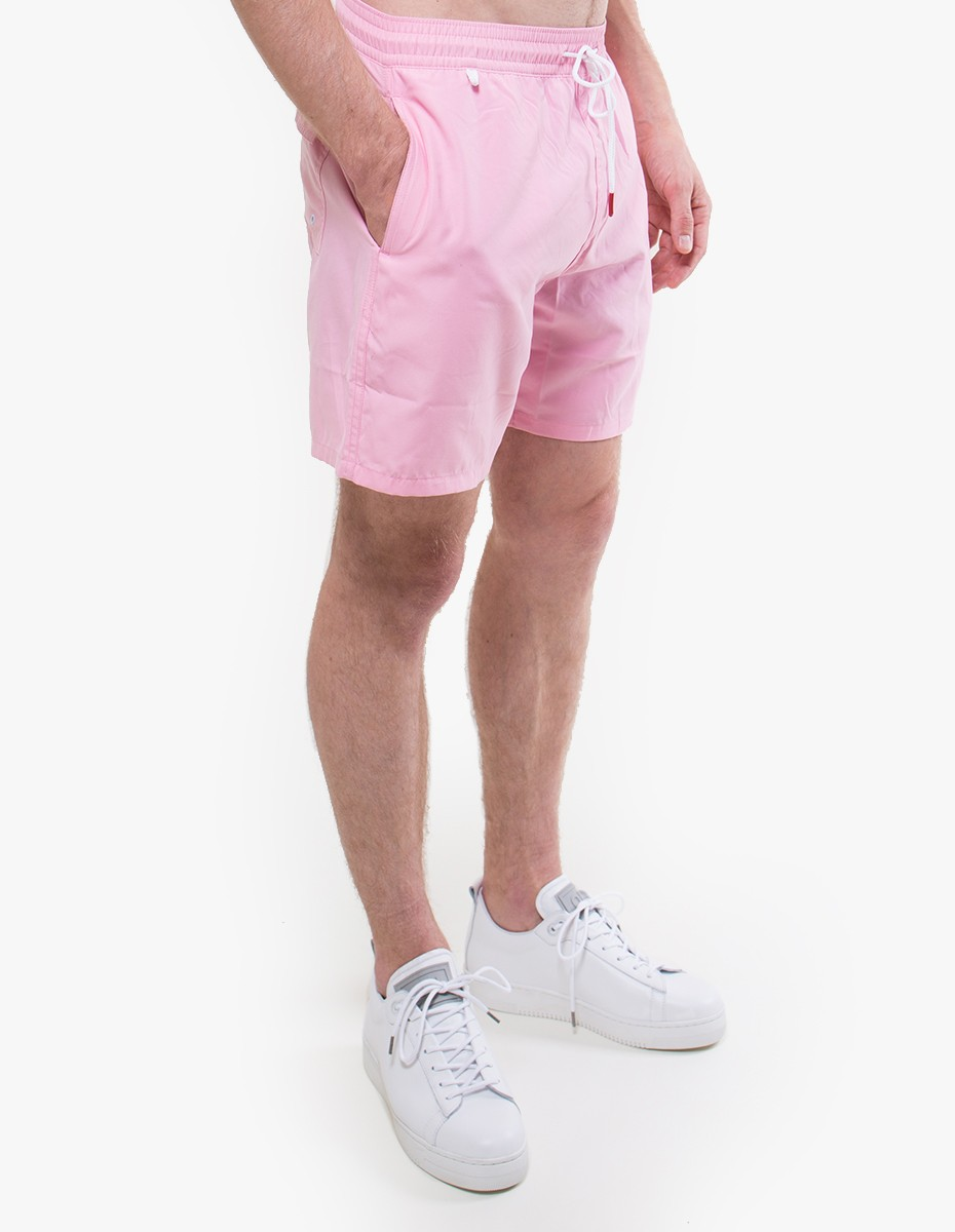 Penfield Seal Swimmer Shorts in Pink