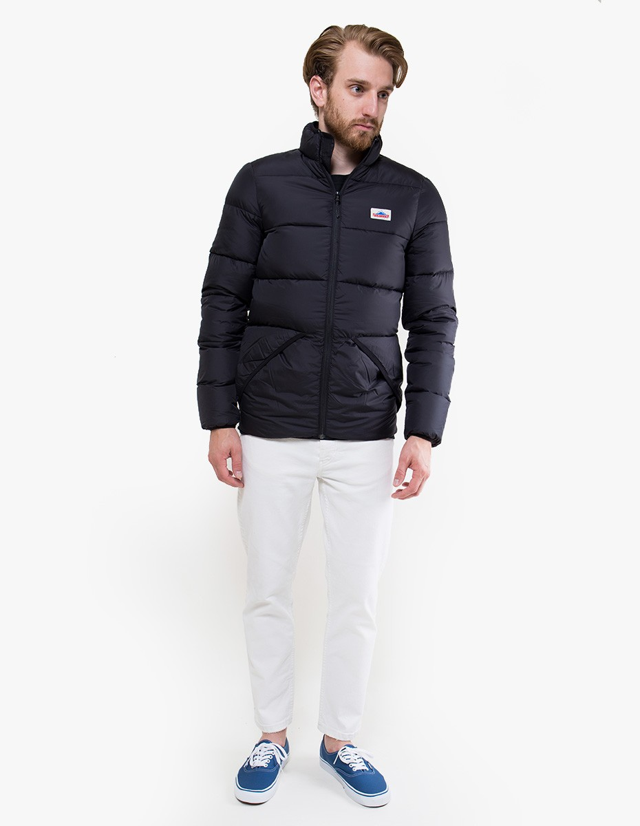 Penfield Walkabout Jacket in Black