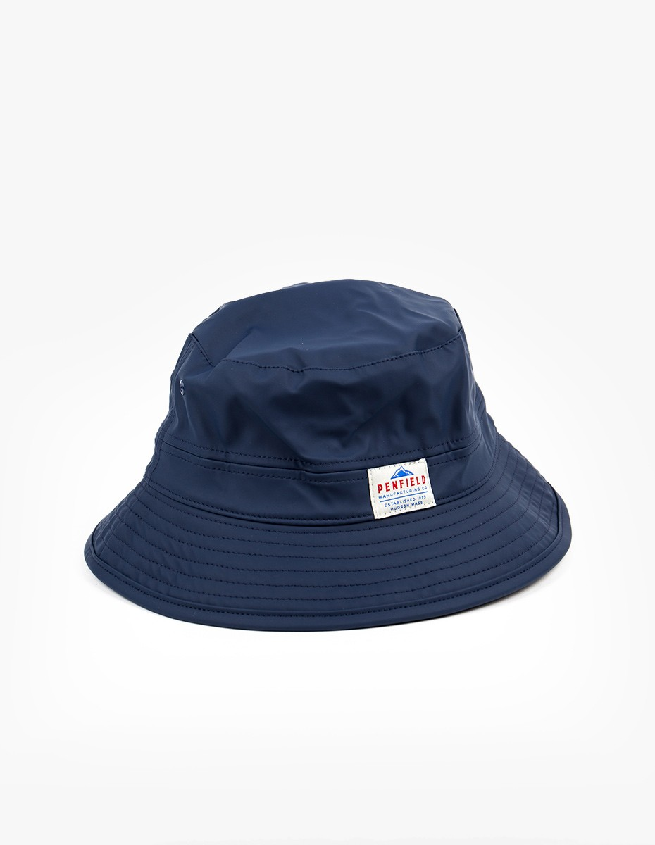 Penfield Weatherproof Sun Hat in Navy