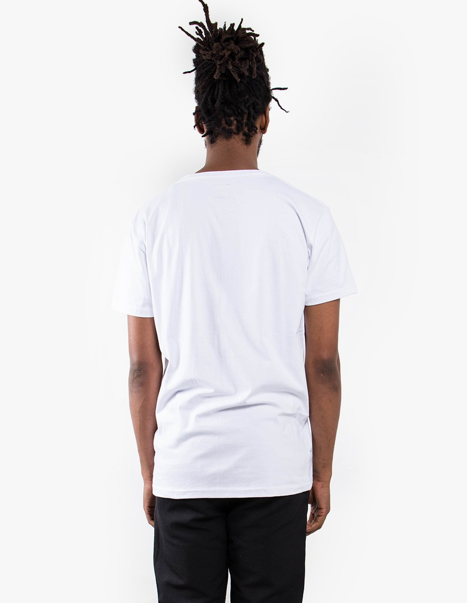 Pleasant Surfs Up Tee in White