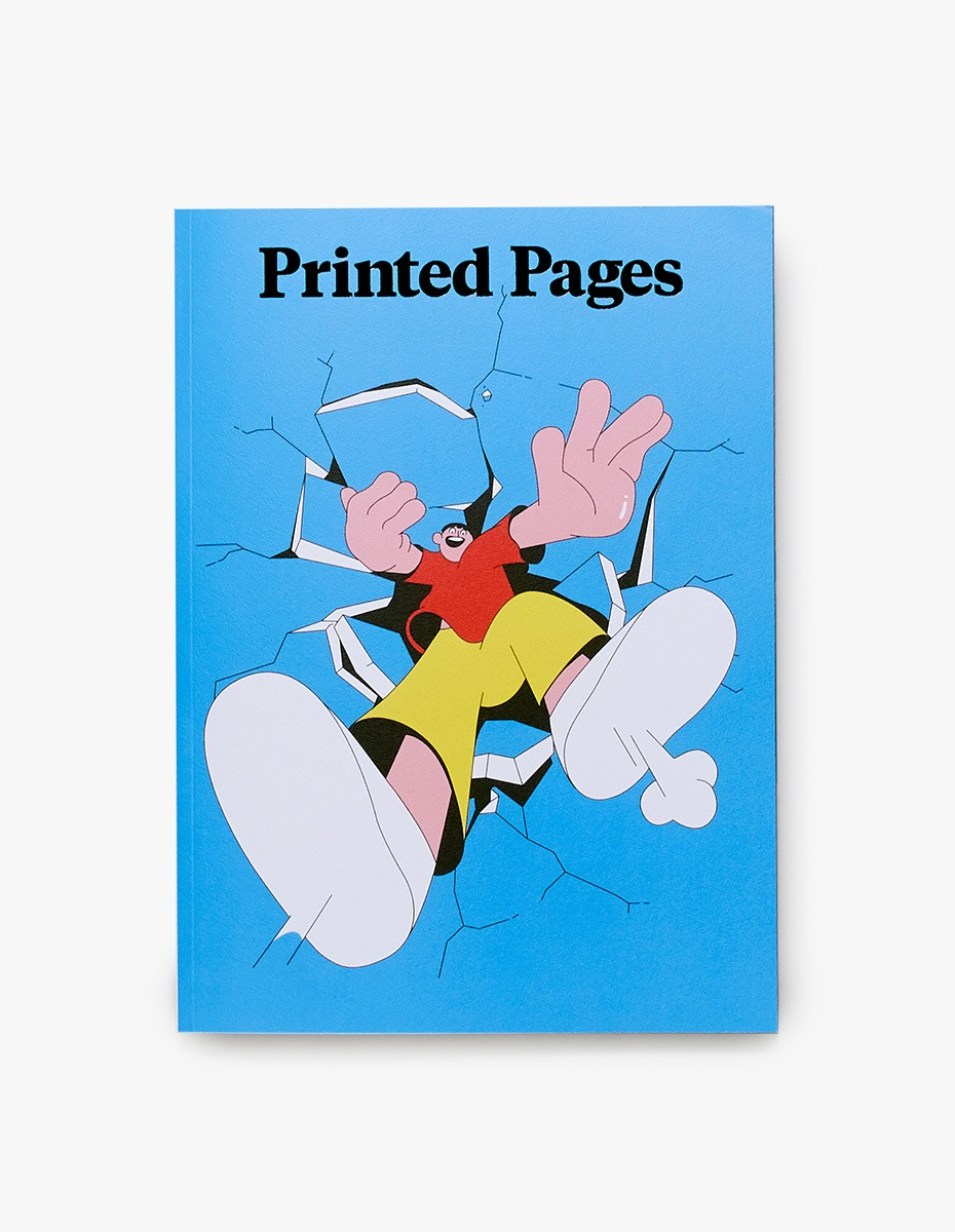 Printed Pages Issue 14 : AW17 in