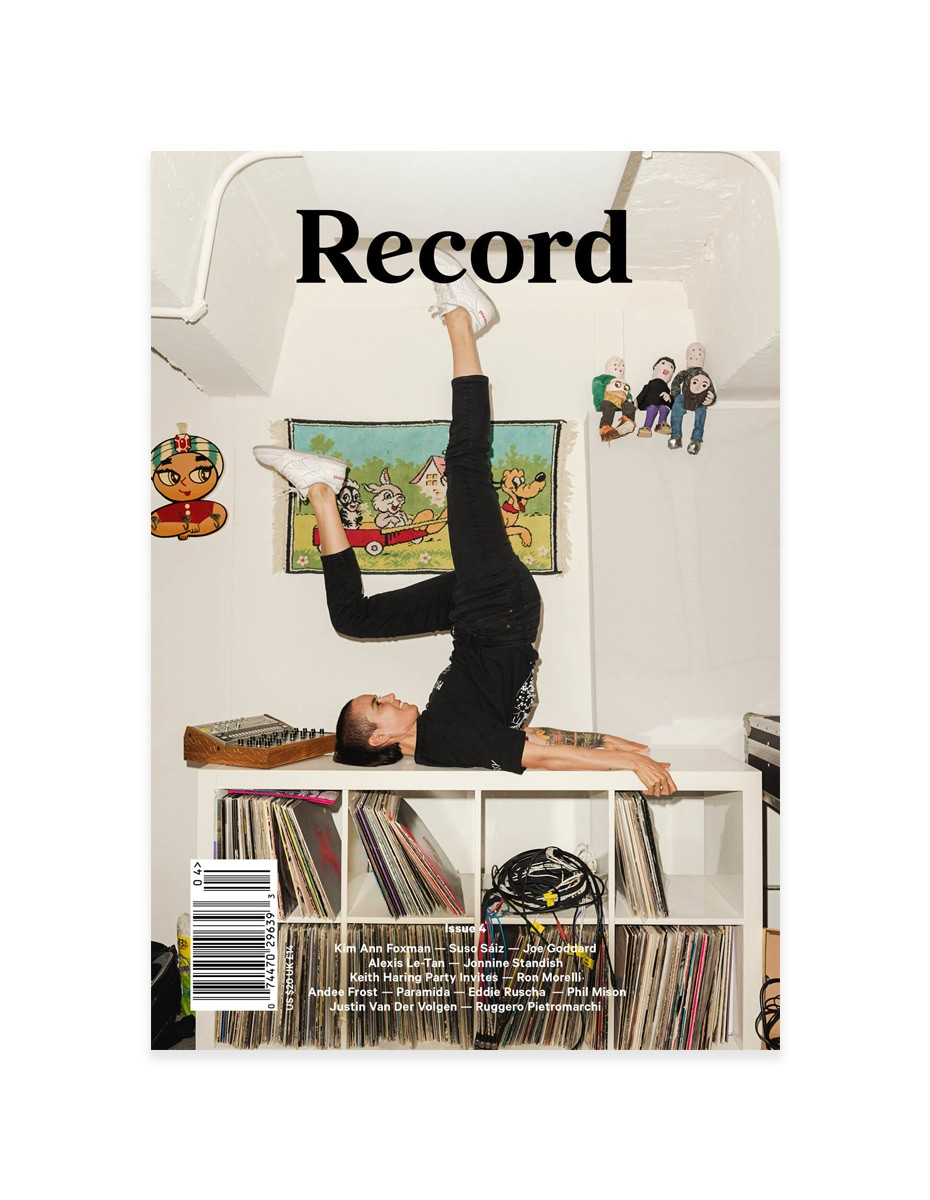 Record Issue 4, 2018 in