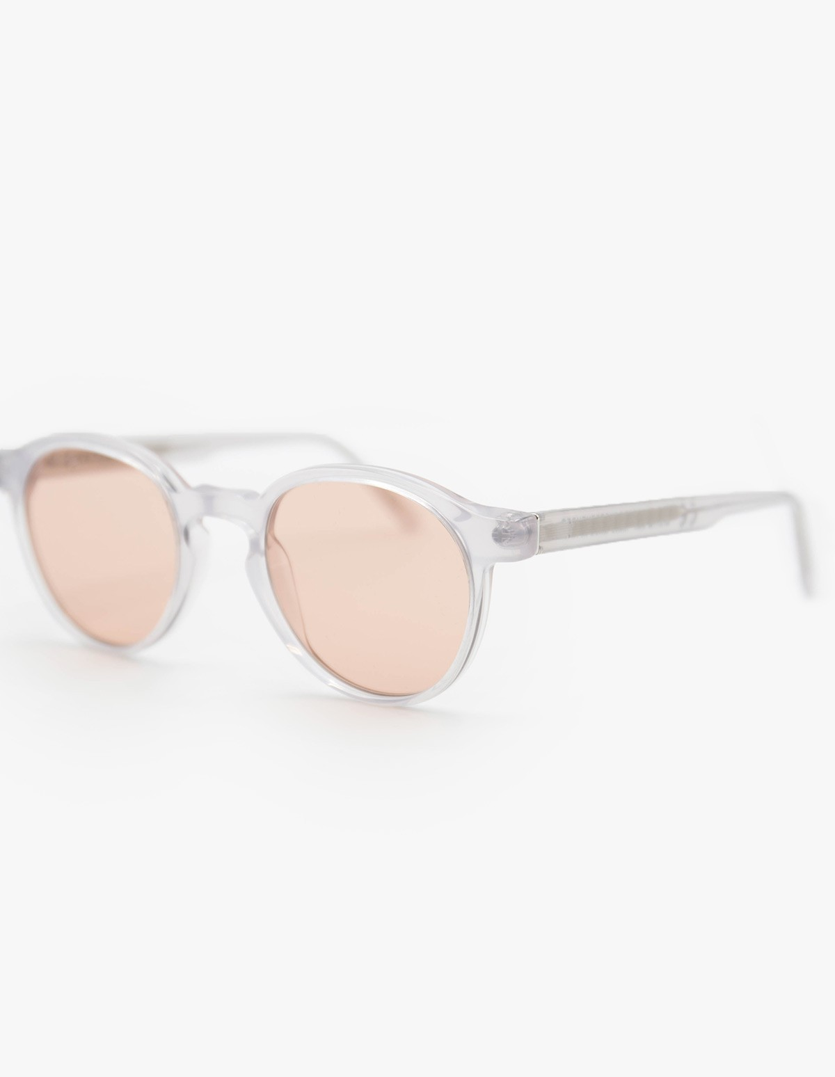 Retrosuperfuture Andy Warhol The Iconic Series Sunglasses in Crystal Grey
