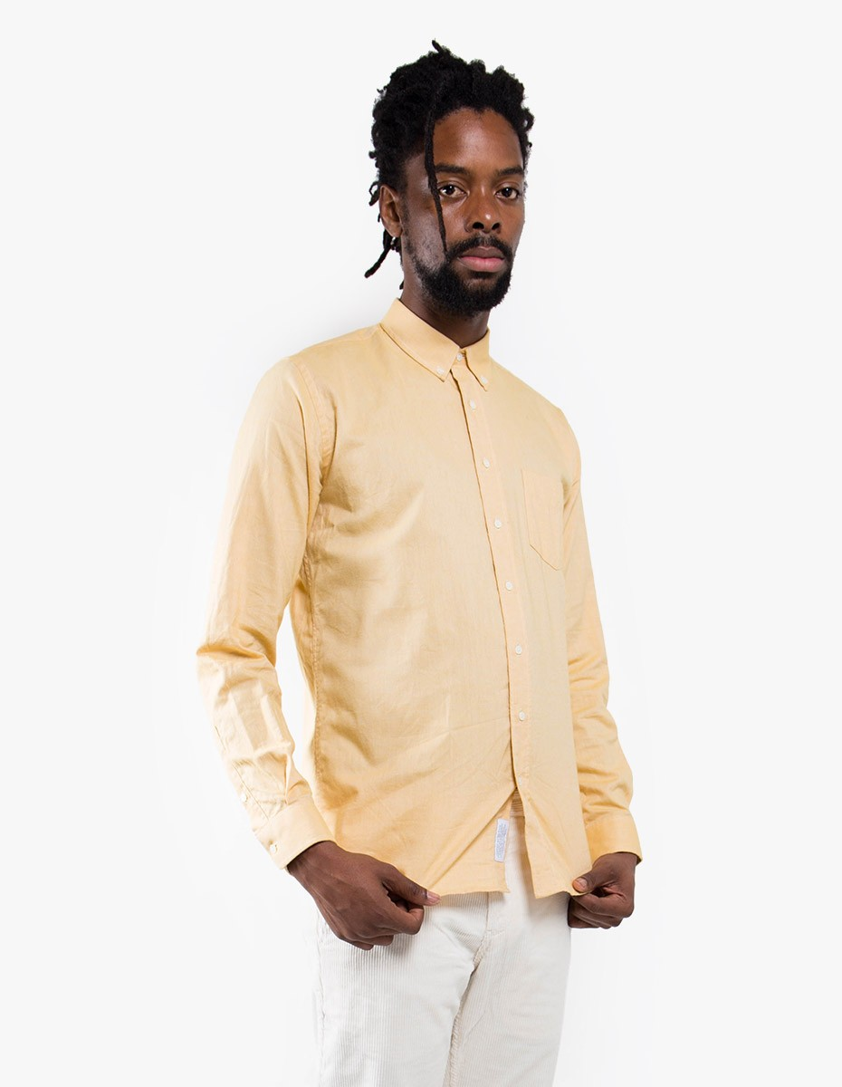 Schnayderman's Leisure Twill One in Yellow