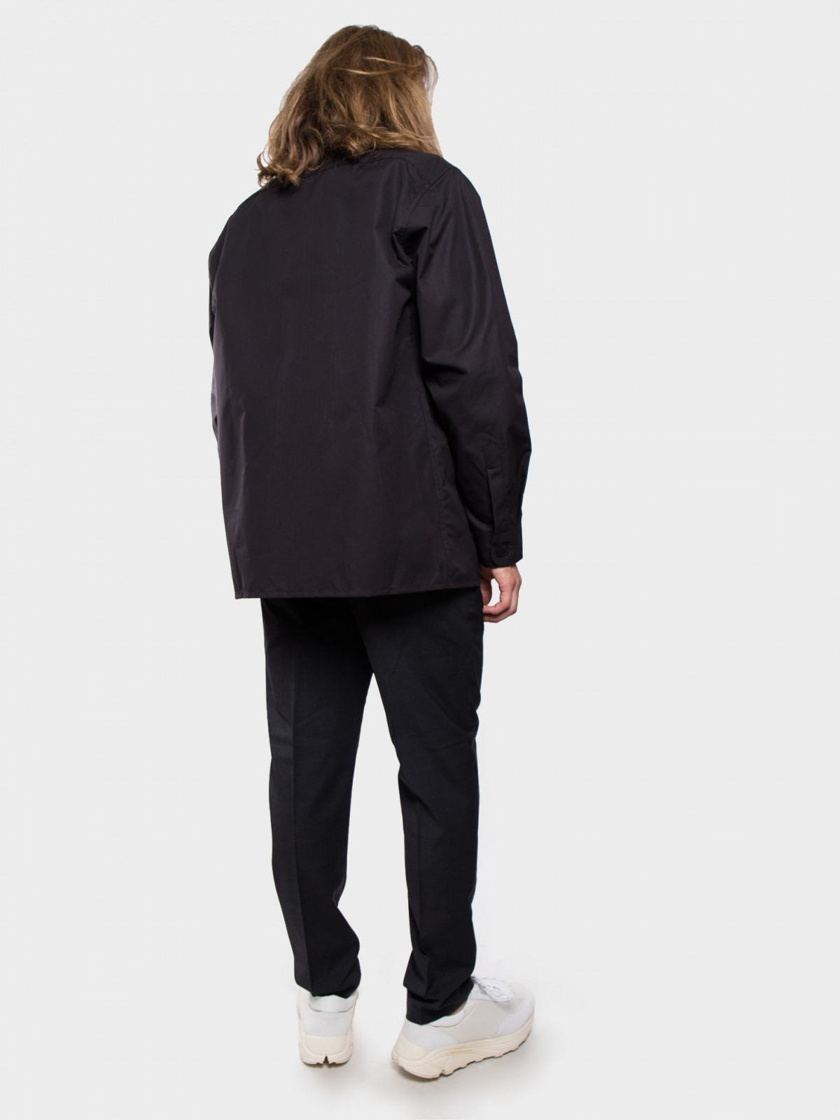 Schnayderman's Overshirt M65 Ripstop in Black